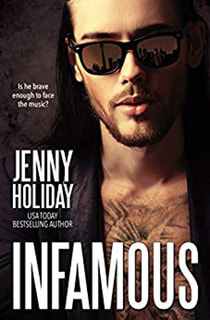 Infamous by Jenny Holiday