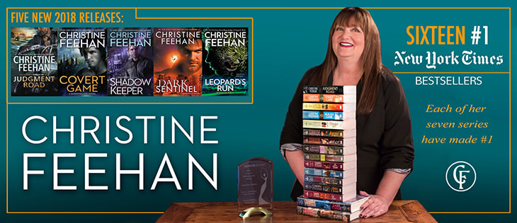 Authors on Authors: Book Recommendations from Christine Feehan