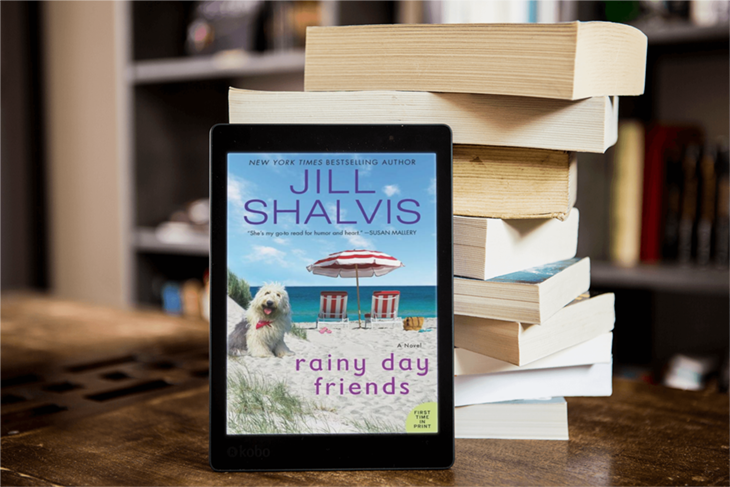 The best romances for readers who LOVE Jill Shalvis