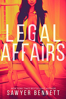 Legal Affairs by Sawyer Bennett