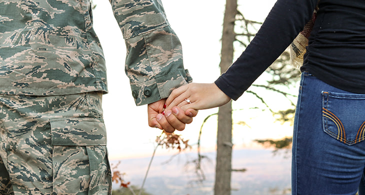 Top 11 sexiest military heroes in romance today