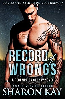 Record of Wrongs by Sharon Kay