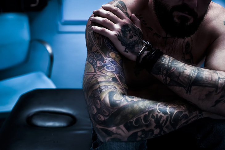 Top 10 tattoo-artist romance heroes you'd let ink you any day