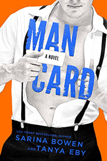 Man Card by Sabrina Bowen and Tanya Eby