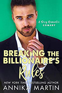 Breaking the Billionaires Rules by Annika Martin