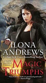 Magic Triumpsh by Ilona Andrews