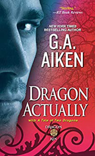 Dragon Actually by GA Aiken