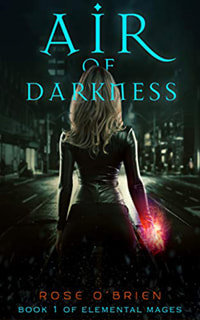 Air of Darkness by Rose O'Brien