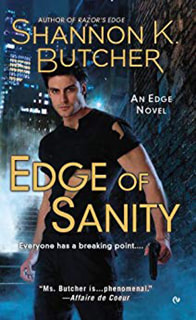 Edge of Sanity by Shannon Butcher
