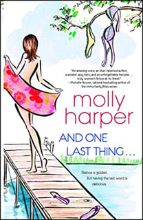 And One Last Thing by Molly Harper