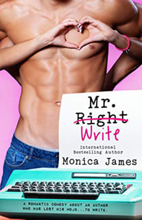 Mr. Write by Monica James