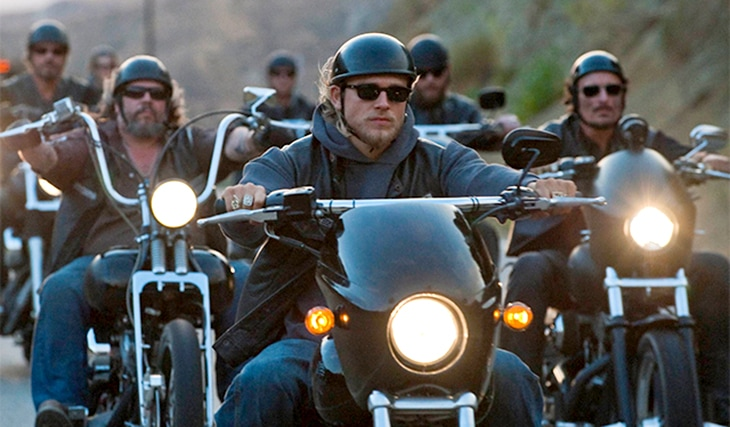 The top 10 sexiest bikers in romance today