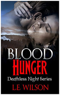 Blood Hunger by LE Wilson
