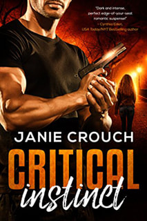 Critical Instinct by Janie Crouch