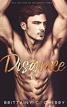 Disgrace by Brittainy C. Cherry