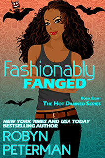 Fashionably Fanged by Robyn Peterman