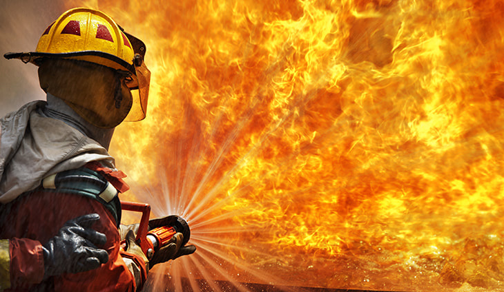 Top 9 fire-fighting heroes that'll steam up your Kindle