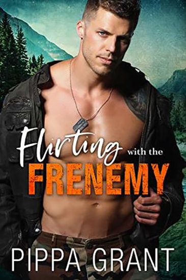 Flirthing with the Frenemy by Pippa Grant