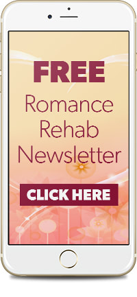 Romance Rehab newsletter sign up
