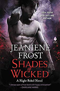 Shades of the Wicked by Jeaniene Frost