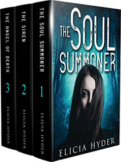 The Soul Summoner Series by Elicia Hyder