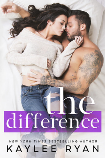 The Difference by Kaylee Ryan