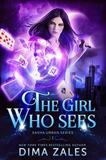 The Girl Who Sees by Dima Zales