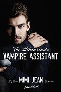 The Librarian's Vampire Assistant by Mimi Jean