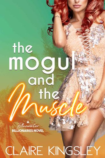 The Mogul and the Muscle by Clare Kingsley
