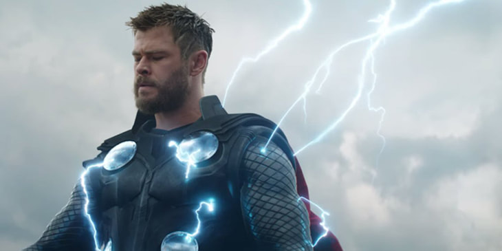 Thor, the God of Thunder (Marvel Avenger's Endgame)