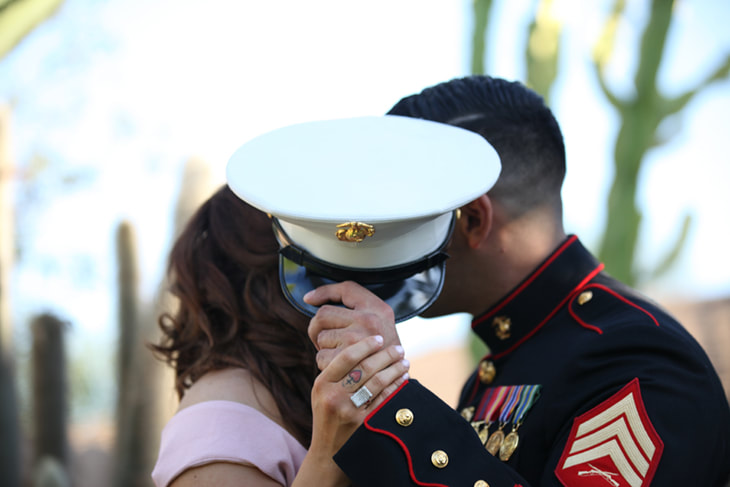 The ULTIMATE military romance reading list